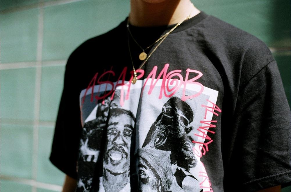 stussy asap shirt